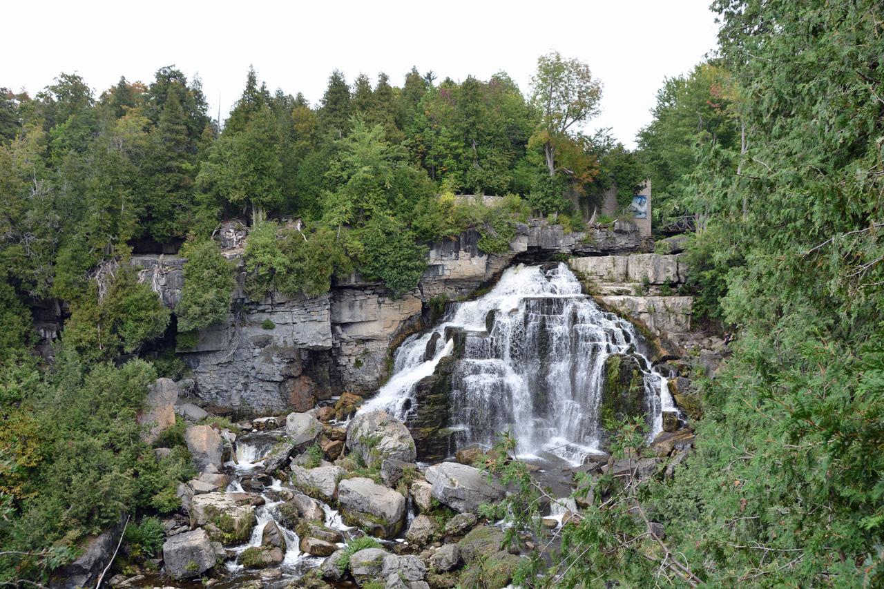 Inglis Falls Grey County