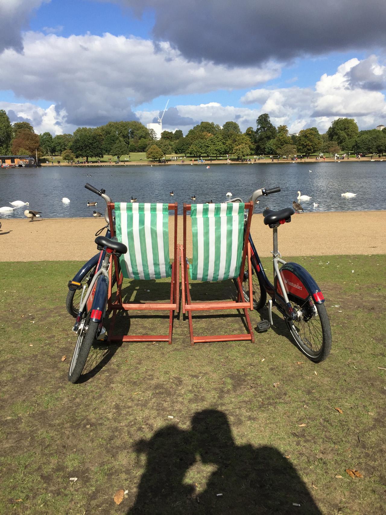 Hyde Park on Bikes