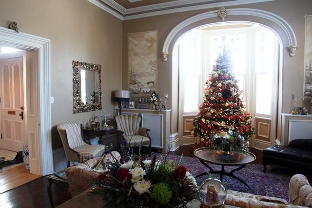 Christmas at Hughson Hall