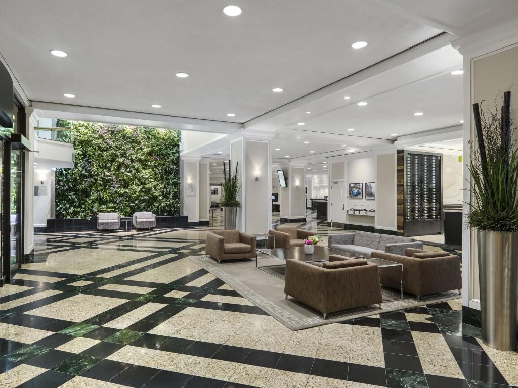 Lobby, Chelsea Hotel. Photo by Chelsea Hotel