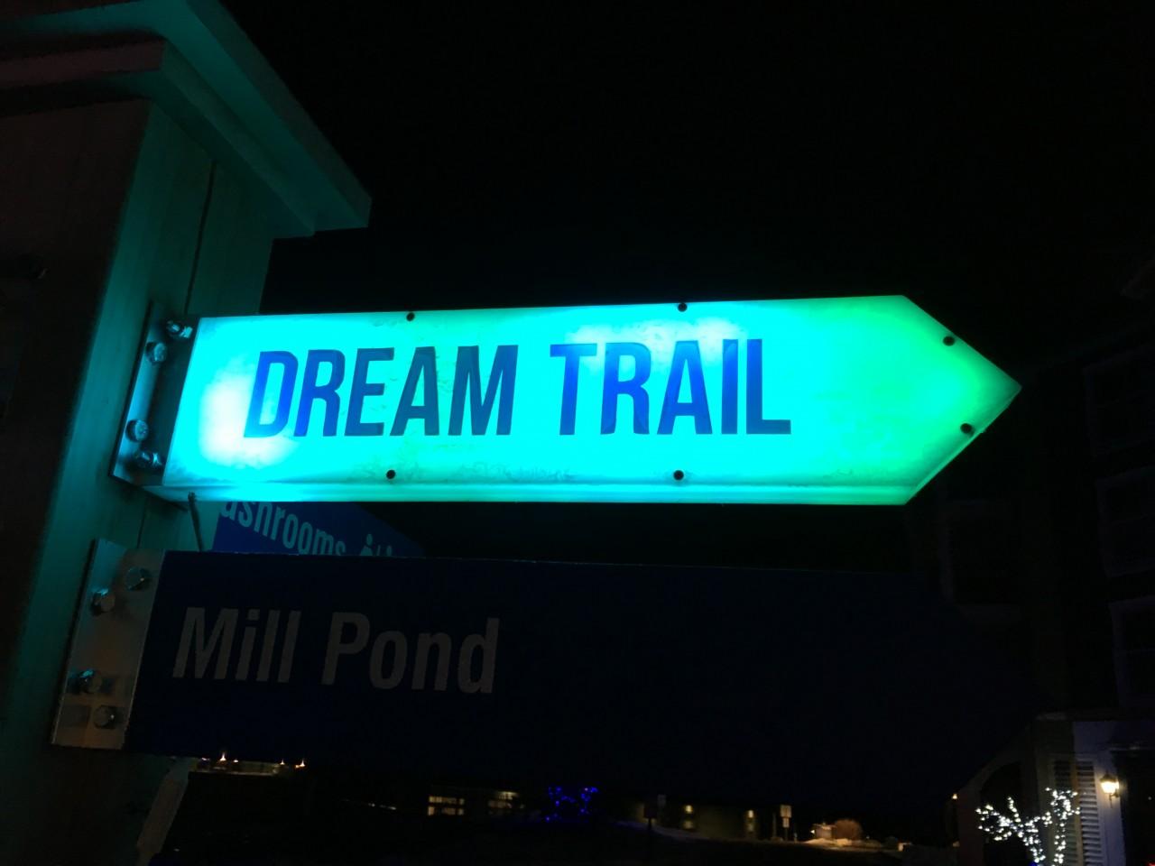 Blumination Dream Trail Blue Mountain